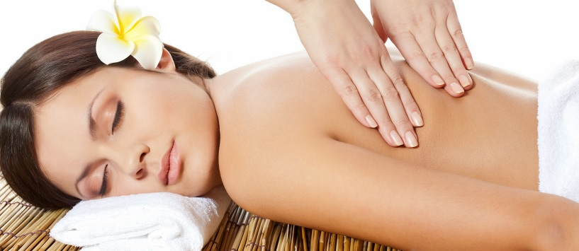 Relaxing massage in London